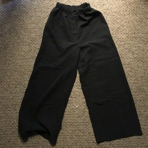 American Apparel straight leg trouser